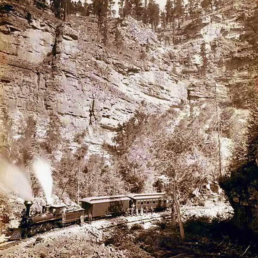 Elk Creek Canyon 1890 : Photos, Diagrams & Topos : SummitPost