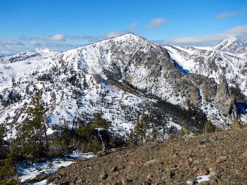 Navaho East Face