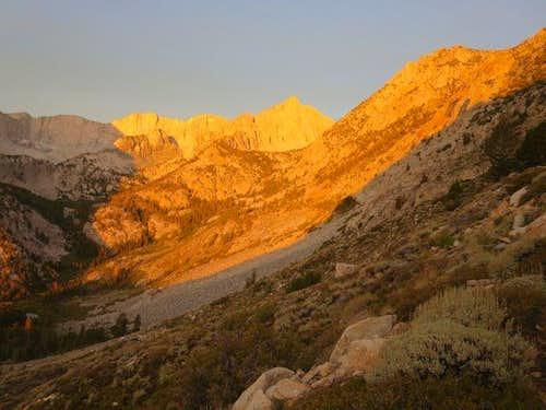 Four Gables Alpenglow