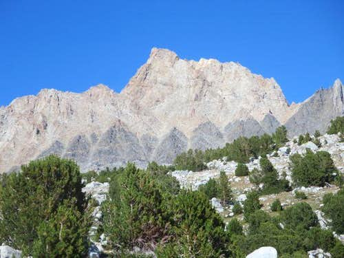 Mt Humphrey