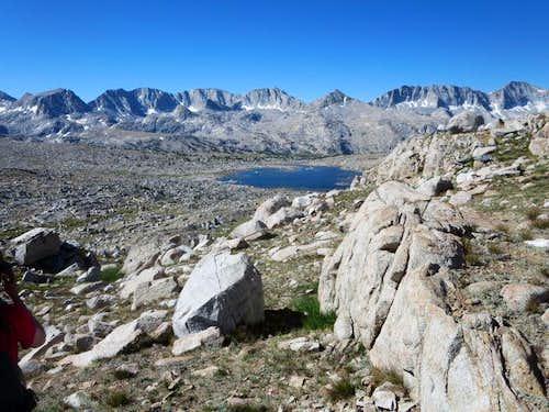Lower Desolation Lake