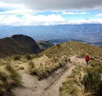 Rucu Pichincha Trail
