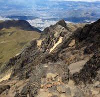 Ruco Pichincha Summit