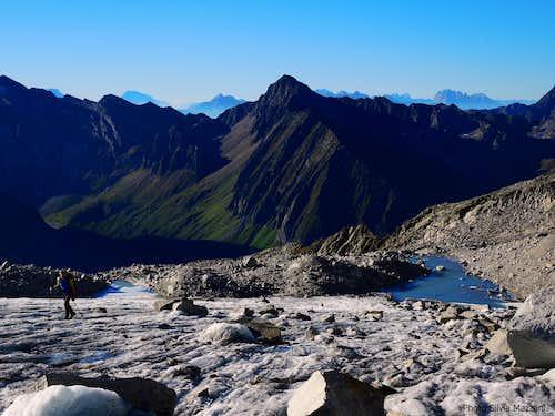 Low Stampflkees glacier