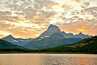 Sunset on Mt. Wilbur