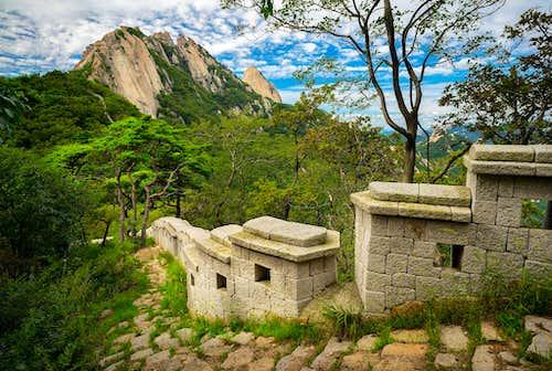 Bukhansan National Park (북한산국립공원)
