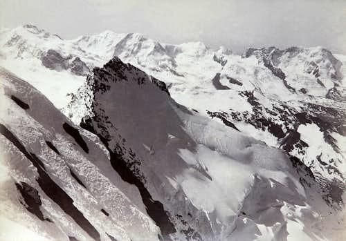 Monte Rosa - Lyskamm - Breithorn