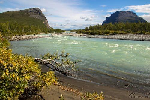 Rapa river valley