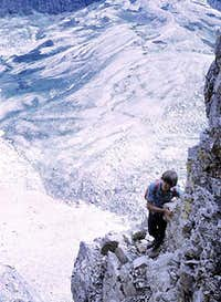 Airy Traverse, Chief Mountain