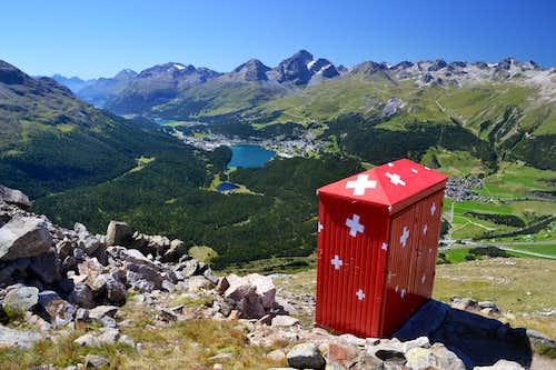 Very Swiss! :D