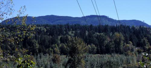 Hugo Peak