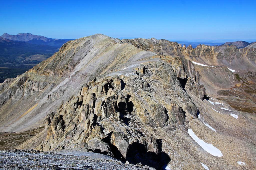 Mendota Peak