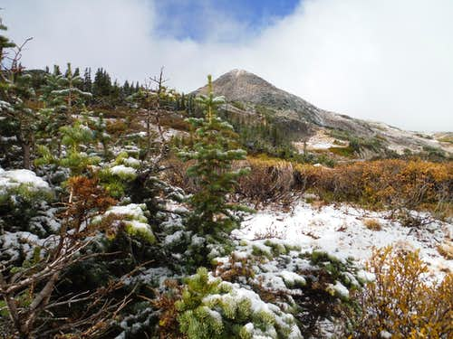 September Snowy Range