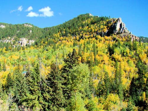 Spearfish Canyon Fall 2016