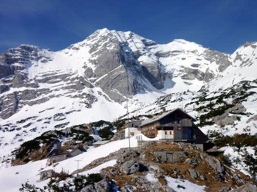 Hesshütte and Hochtor