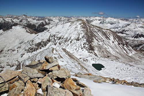 La Junta Peak