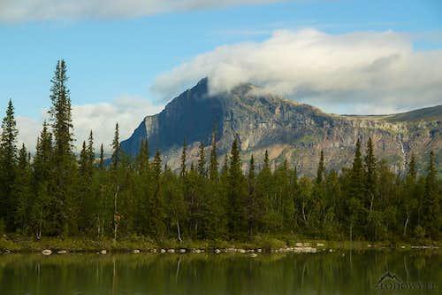 Mount Skierffe