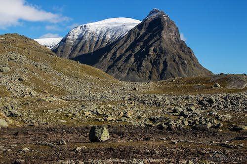 Mount Skårki