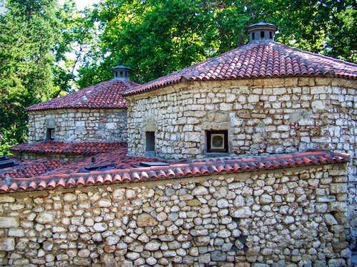 Old Turkish Bath in Sokobanja