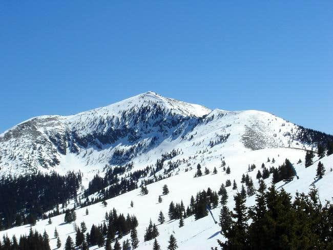Sierra Blanca as seen from...