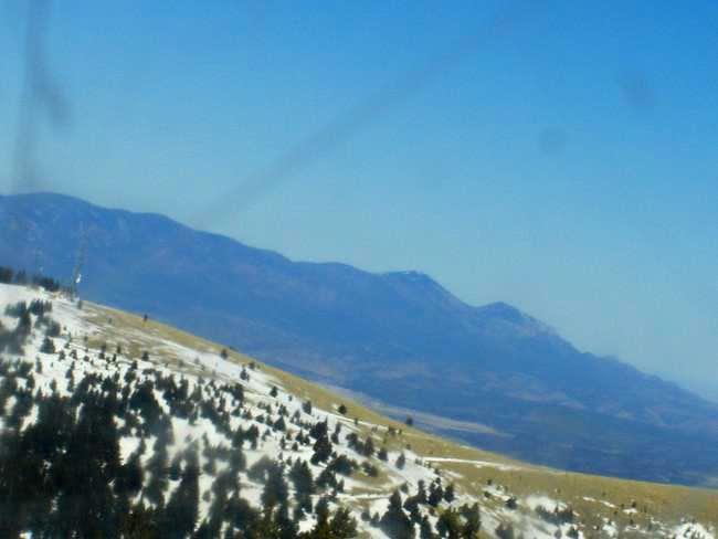 As seen from sierra blanca