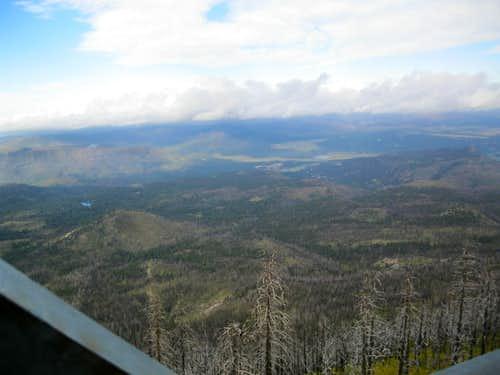 Escudilla Mt