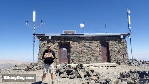 Great Hike to White Mountain Peak (California)