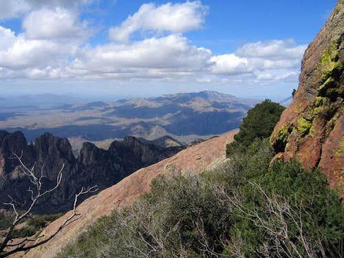 Kitt Peak (6880') viewed from...