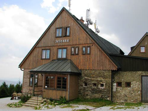 Jelenka Hut