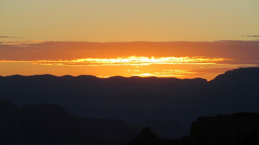 S Kaibab Sunrise