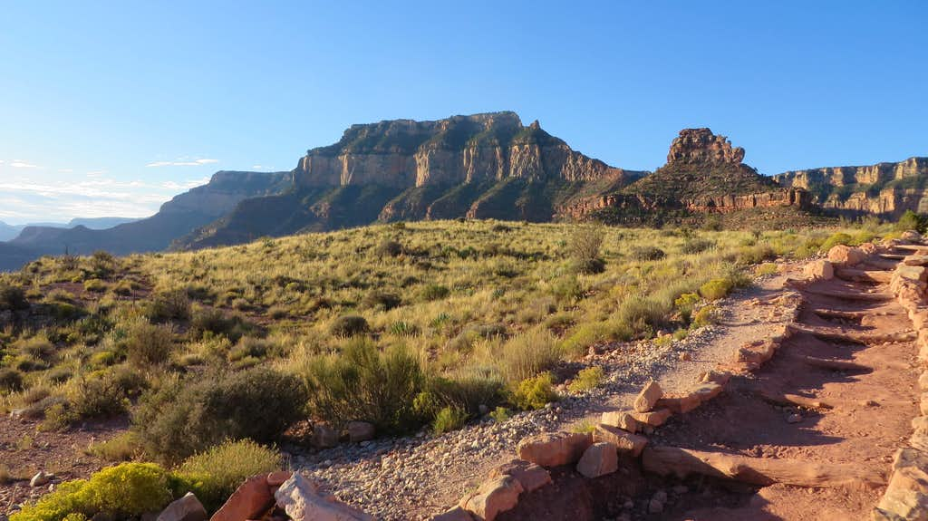 S Kaibab and O'Neills Butte