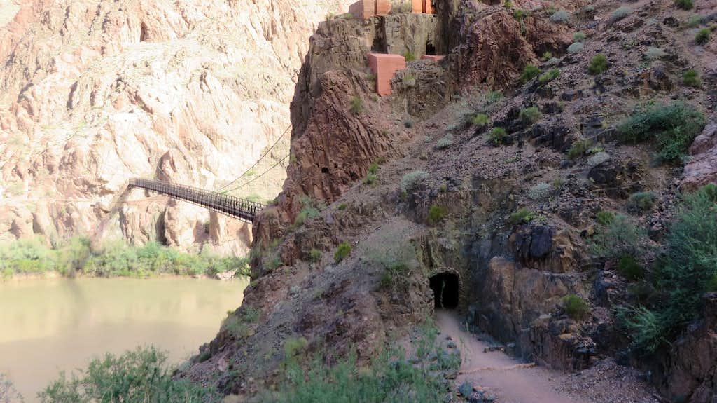 Grand Canyon Black Bridge