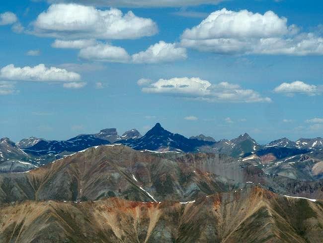 Wetterhorn from the summit of...