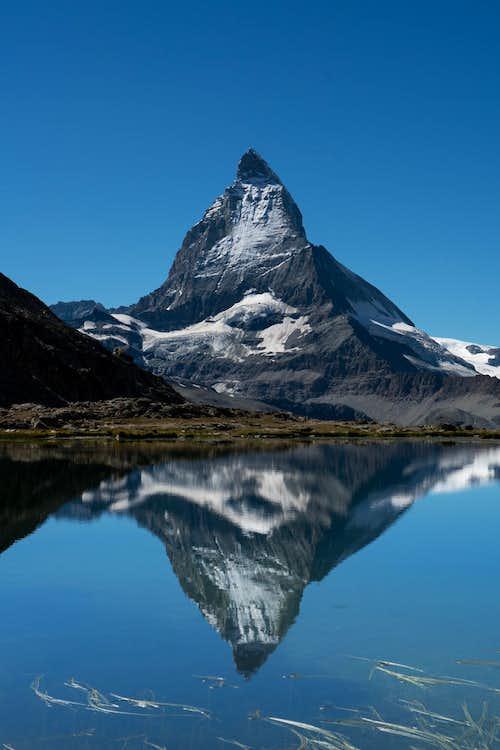 Matterhorn (Solo) Hornli Ridge