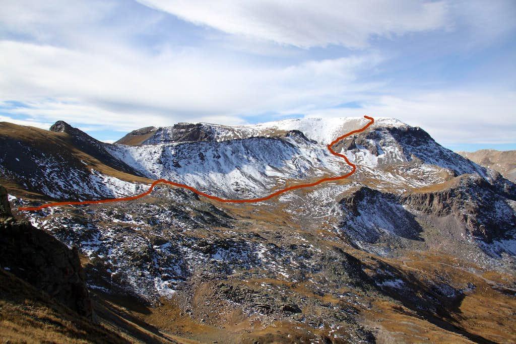 T 8 route