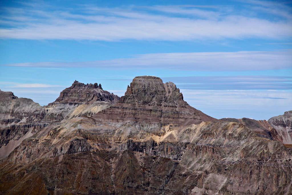 Potosi Peak and Teakettle