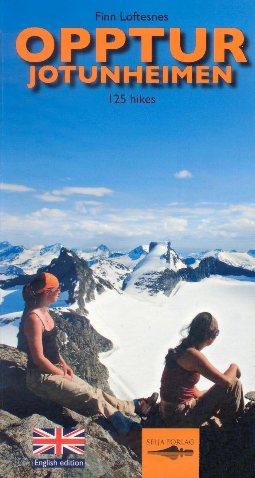 Jotunheimen Guidebook