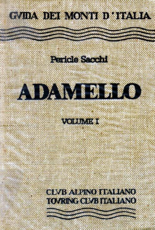 Adamello Guidebook
