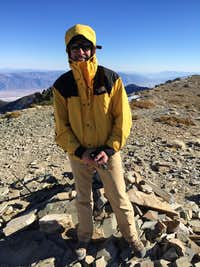 Death Valley NP - Wildrose Peak