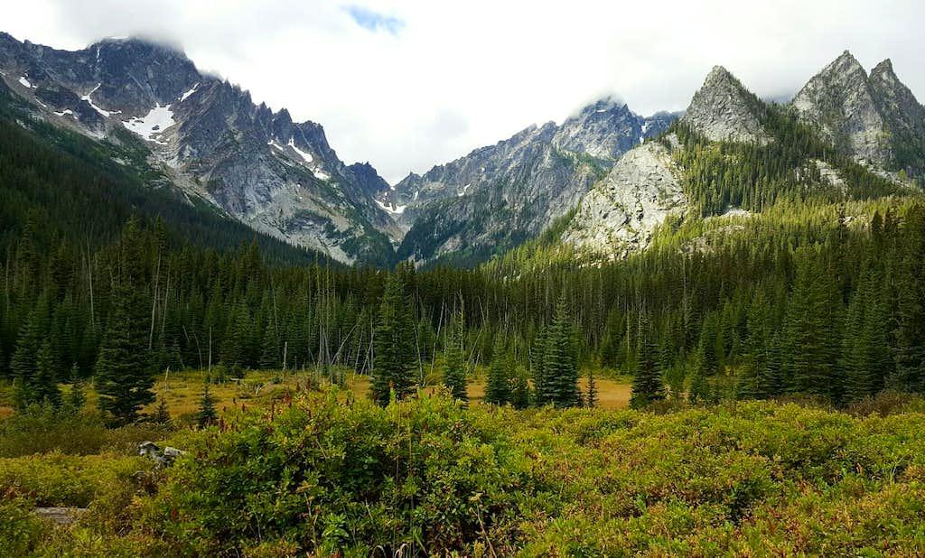 The Meadows - Stuart Lake Trail