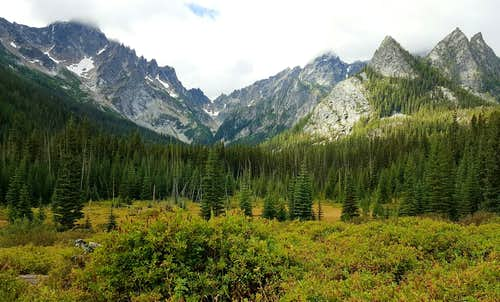 The Enchantments: More Sunshine on Cloudy Days