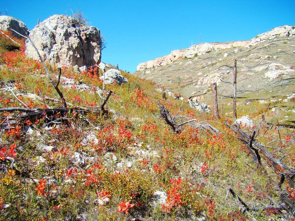 Hell Canyon Upper Rim
