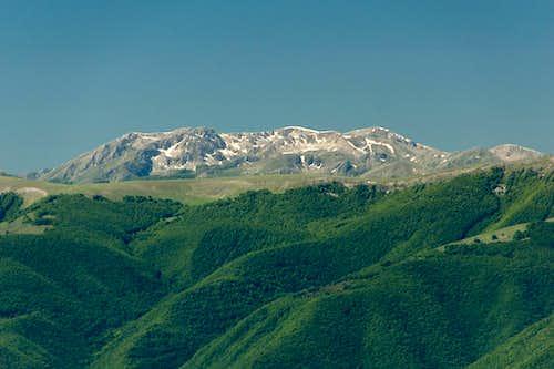 Monte La Teratta
