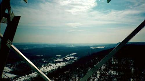 Another Fire Tower View