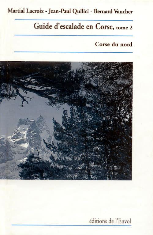 Northern Corse Guidebook