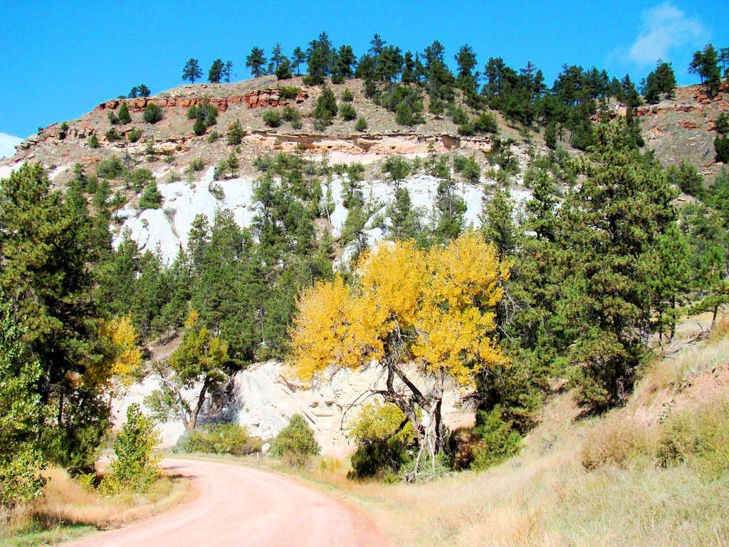 Sheps Canyon Autumn