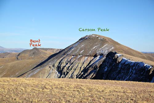 Bent and Carson from Tundra Top