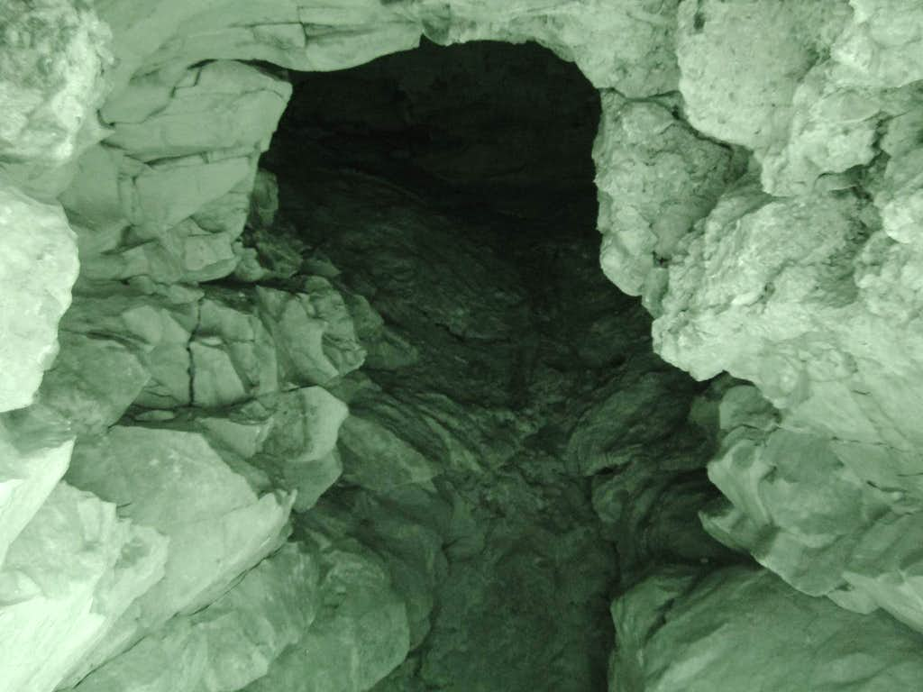 Onyx Cave Infrared