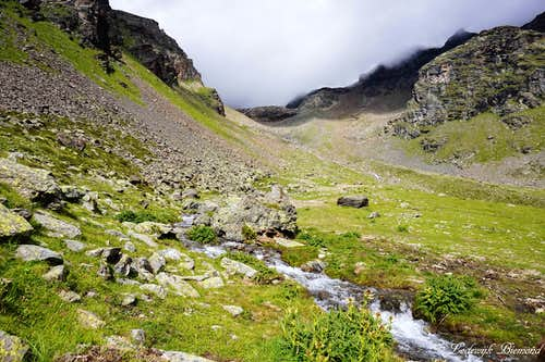 Lower Rosim valley