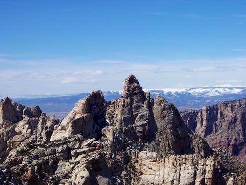 Split Mountain-South